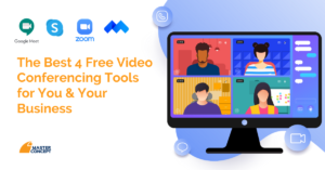 The best 4 free video conferencing tools for you and your business