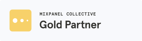 Mixpanel APAC Gold Partner