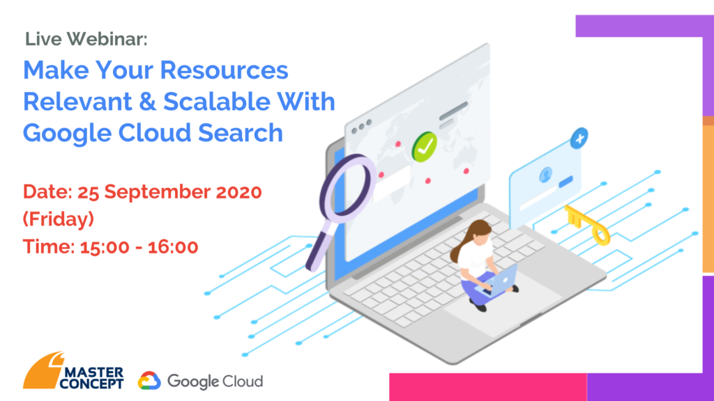 Google Cloud Search Webinar