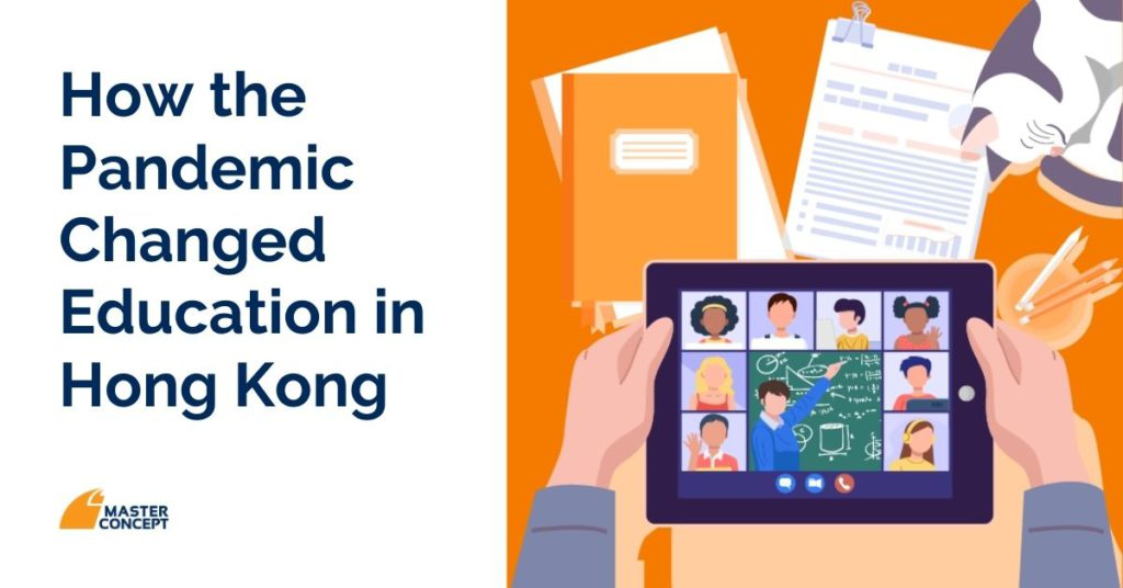 How the Pandemic Changed Education in Hong Kong - G Suite Enterprise for Education Authorised Reseller in APAC